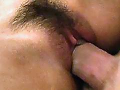 Thai slut riding the dude and having a strong orga