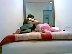 Indian couple sex in bedroom hidden cam scandal