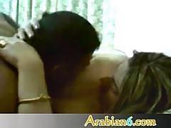 Hot Arabian Homemade Sex Clip